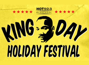 MLK Jr. Holiday Festival At Gibson Amphitheatre Tickets