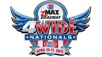 discount code for NHRA Four-Wide Nationals-Saturday tickets in Concord - NC (Charlotte Motor Speedway)