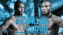 Bernard Hopkins vs. Tavoris Cloud presale password for early tickets in Brooklyn