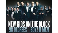 New Kids On the Block, 98° & Boyz II Men pre-sale code for early tickets in Uncasville