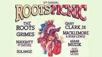 The 6th Annual Roots Picnic pre-sale code for early tickets in Philadelphia