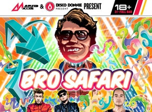Bro Safari Tickets