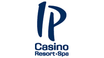 Logo for IP Casino Resort and Spa