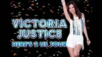 presale passcode for Victoria Justice tickets in San Jose - CA (Event Center at San Jose State University)