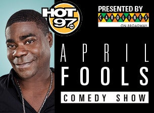Hot 97 April Fools Comedy Show Tickets