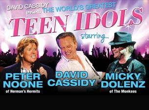 Teen Idols Tickets