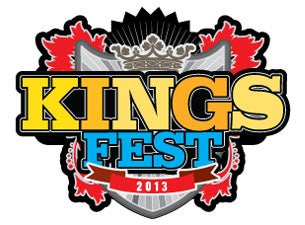 Kingsfest Tickets