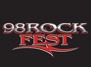 98 RockfestTickets