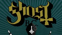 Ghost B.C. pre-sale code for early tickets in Vancouver