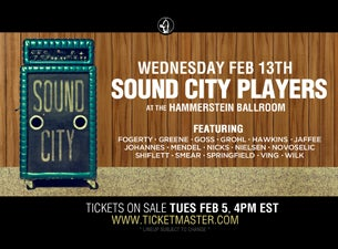 Sound City Players Tickets