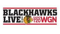 WGN Radio's Blackhawks LiveTickets