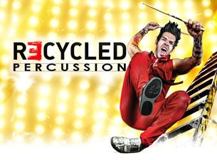 Recycled Percussion Tickets