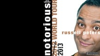 Russell Peters pre-sale code for show tickets in San Diego, CA (Humphreys Concerts By the Bay)