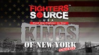 Fighters Source - Team USA Amateur MMA Tickets