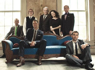 Steve Martin & the Steep Canyon Rangers Tickets