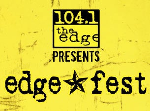 Edgefest Tickets
