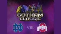 Gotham Classic - Notre Dame vs Ohio State pre-sale password for show tickets in New York, NY (Madison Square Garden)