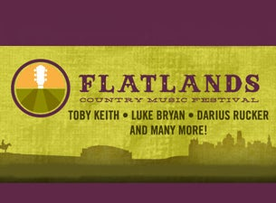 Flatlands Country Music Festival Tickets