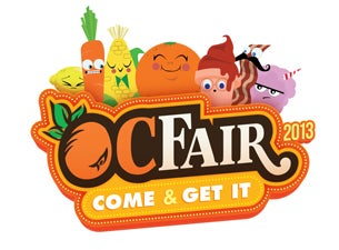OC Fair Single Day Admission Tickets