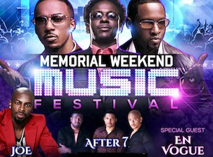Memorial Weekend Music FestivalTickets