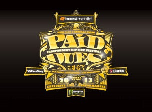 Paid Dues Tickets