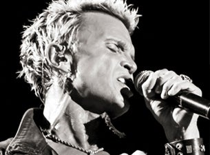 Billy Idol Tickets