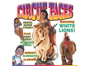 Circus Pages Tickets