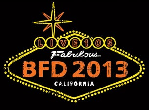 LIVE 105 BFD 2017