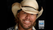 Toby Keith presale code for early tickets in Bangor
