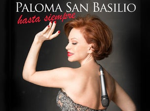 Paloma San BasilioTickets