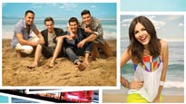 Summer Break Tour: Big Time Rush & Victoria Justice discount code for show tickets in Bethel, NY (Bethel Woods Center for the Arts)