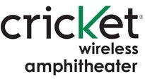 Logo for Cricket Wireless Amphitheater