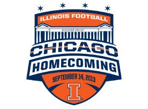University of Illinois Fighting Illini Football Tickets