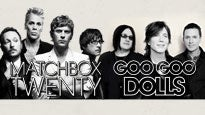 Matchbox Twenty and Goo Goo Dolls pre-sale password for early tickets in Clarkston