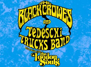The Black Crowes & Tedeschi Trucks Band Tickets