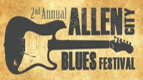ALLEN CITY BLUES FESTIVAL Tickets