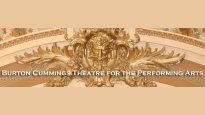 Logo for Burton Cummings Theatre