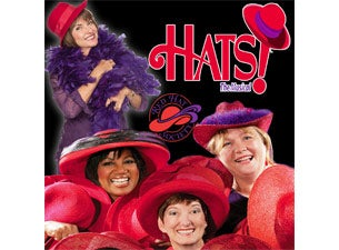 Hats The Musical Tickets
