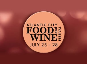 Atlantic City Food and Wine Festival Tickets