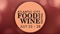 Atlantic City Food And Wine 2014- Beach Soiree