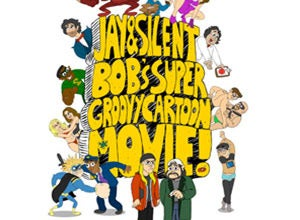 Jay & Silent Bob's Super Groovy Cartoon Movie Tickets