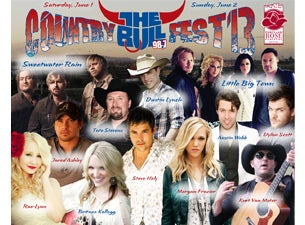 98.7 the Bull Countryfest Tickets