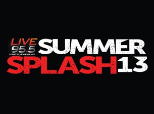 Live 95.5 Summer Splash Tickets