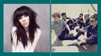 discount password for Carly Rae Jepsen, Cher Lloyd & Icona Pop tickets in Portsmouth - VA (nTelos Wireless Pavilion)