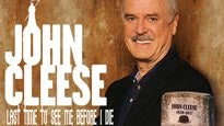 John Cleese pre-sale password for early tickets in Ottawa