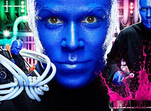 Blue Man Group At Universal Tickets