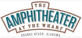 Logo for Amphitheater at The Wharf