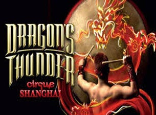 Cirque Shanghai Tickets