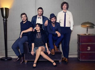 Caravan Palace Tickets