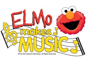 Sesame Street Live : Elmo Makes Music Tickets